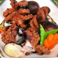 飯蛸(いいだこ)煮